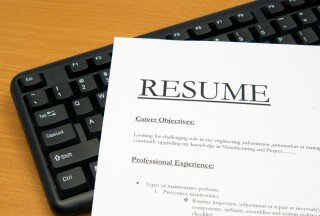 Apply for a job resume