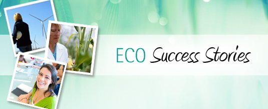 ECO Canada Success Stories