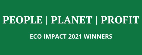 ECO Impact 2021 winners