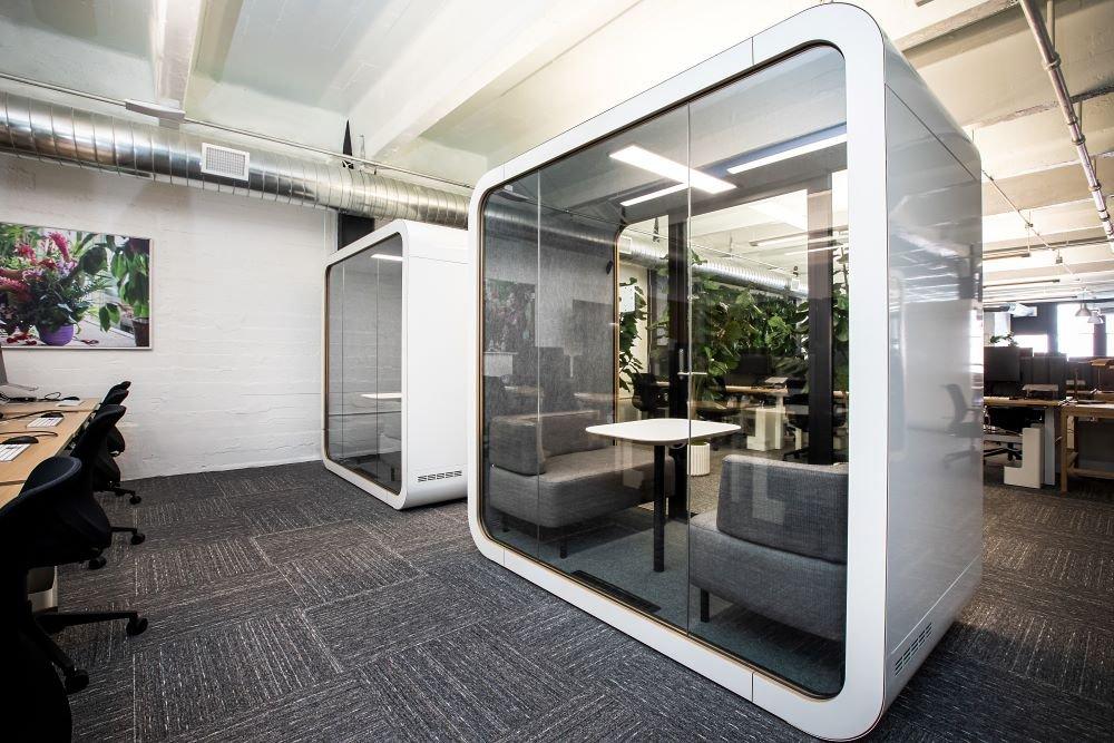 preparing office for return to work
