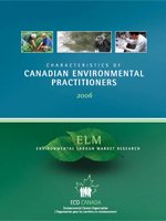 Characteristics-Environmental-Practitioners-2007-Report-Cover